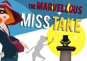 The Marvellous Miss Take (Steam-Key, Text multilingual)