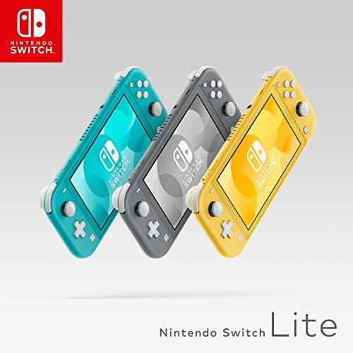 Nintendo Switch Lite Amazon.fr €204,30