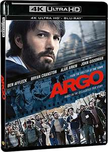 Argo (4K Blu-ray + Blu-ray) für 10,93€ (Amazon ES)