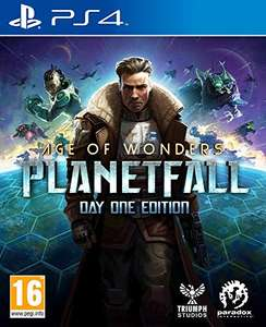 Age of Wonders - Planetfall Day One Edition (PS4 & Xbox One) für je 38,77€ (Amazon FR)
