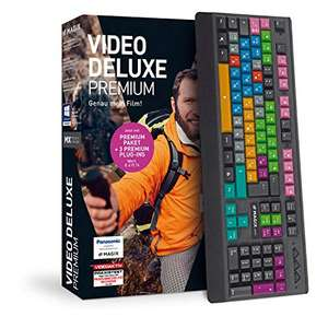 MAGIX Video deluxe 2019 Control (Blitzangebot ~19:00)