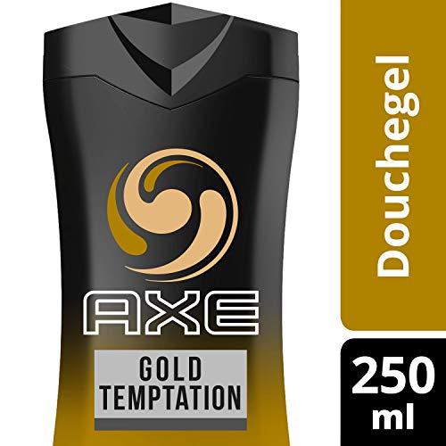 Axe Duschgel Gold Temptation, 250 ml, 6er Pack (6 x 250 ml) für 5,17 € (4,48 € möglich) @ amazon Sparabo