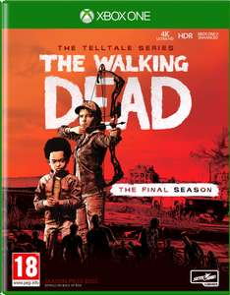 The Walking Dead: The Telltale Games Series - Final Season (Xbox One & PS4) für je 16,50€ (Base.com