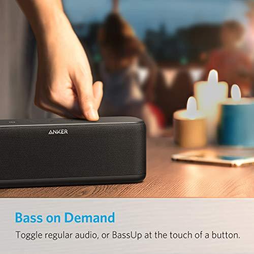 (Amazon) ANKER SoundCore Boost Bluetooth Lautsprecher (Prime)