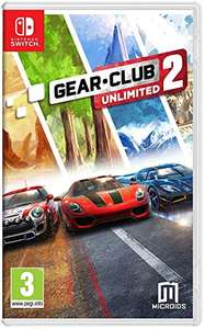 Gear Club Unlimited 2 Nintendo Switch (Amazon)