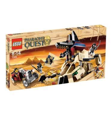 Galeria Kaufhof - LEGO Pharaoh's Quest Geheimnisvolle Sphinx 7326