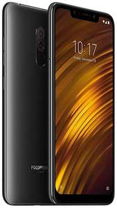 Xiaomi Pocophone Dual SIM 6GB/128GB Smartphone International Version - Steel Blue