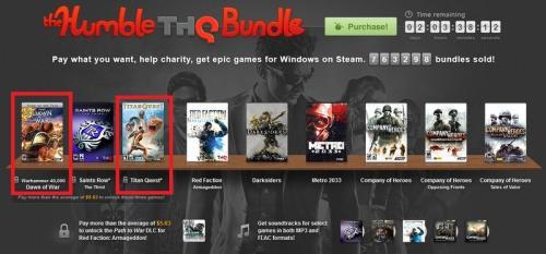UPDATE: [STEAM] Humble Bundle THQ Bundle