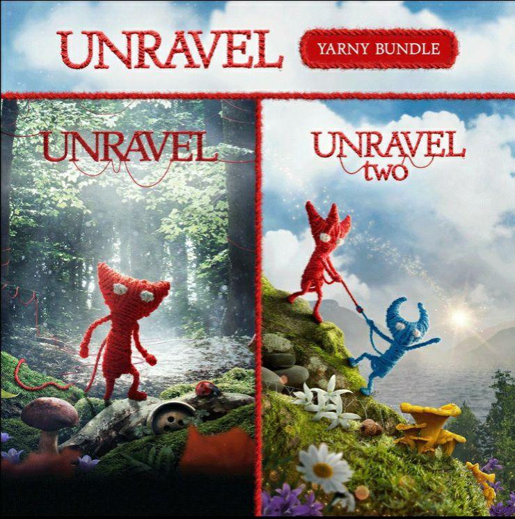 Unravel Yarny-Bundle: Unravel 1 & 2 (Xbox One) für 9.89€ (Microsoft Store)