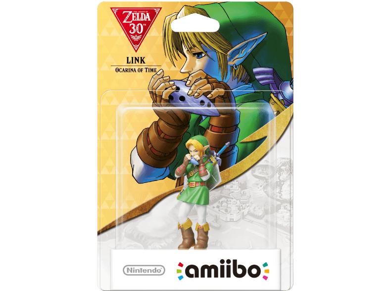 [Verschiedene Zelda/Link -Amiibo] unter anderem: Link The Legend Of Zelda: Ocarina Of Time [Saturn/Media Markt Abholung]