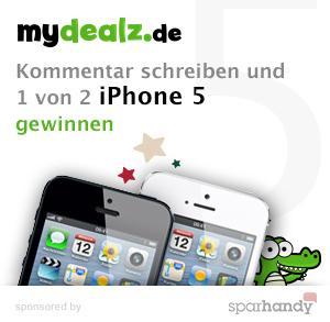 Das hast Du bestimmt noch nicht in Deinem Schuh – Gewinne 1 von 2 iPhone 5 16GB