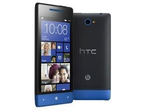 HTC Windows Phone 8s Blau / Grau&Gelb / Weiß für 260,18€ @MeinPaket.de mit 12% Gutschein