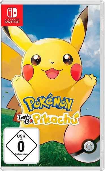 Pokémon: Let's GoGo, Pikachu (Switch) [Otto]