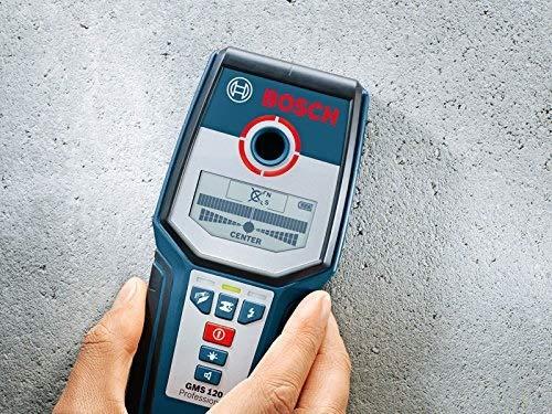 Bosch Professional GMS 120 - Digitales Ortungsgerät