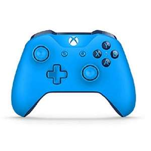 XBox One Wireless Controller in blau bei Amazon.de 28,50€