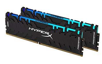 [Amazon] HyperX 3200 Mhz RGB DDR4 2x8GB CL 16