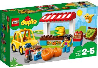LEGO Duplo 10867 – Bauernmarkt Große Bausteine
