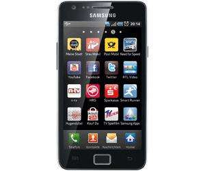 Samsung Galaxy S2 I-9100 black   299€