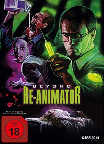 Beyond Re-Animator Blu Ray Mediabook Limited Edition