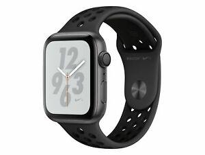 Apple Watch Series 4 Nike+, 44 mm, Aluminum space grau, Sportarmband [eBay Gravis]