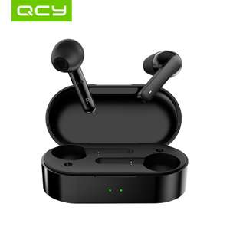 QCY-Angebote bei AliExpress: z.B. True-Wireless-In-Ears QCY T3 (BT 5.0 + AAC, ~5h Akku/Ladung bzw. ~25h gesamt, Touch, Mono möglich, IPX5)