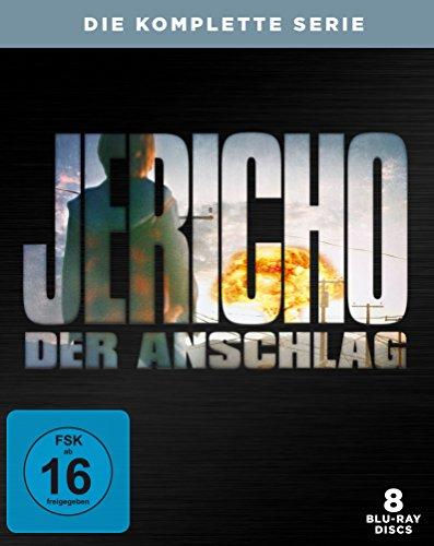 Jericho - Die komplette Serie (Blu-ray) für 28,99€ (Amazon Prime & Saturn)
