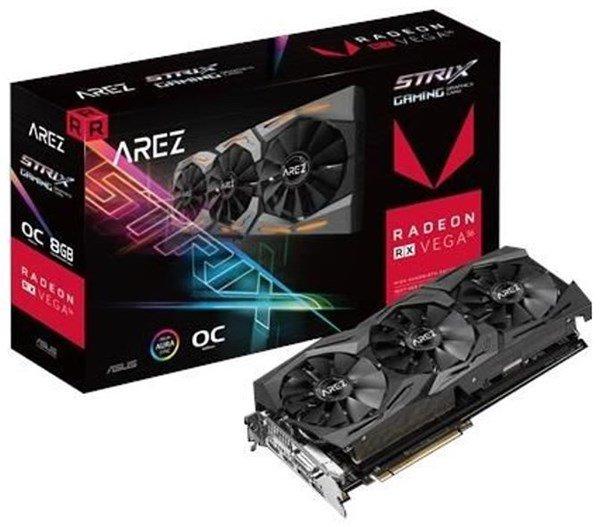 ASUS AREZ STRIX Radeon RX Vega 56