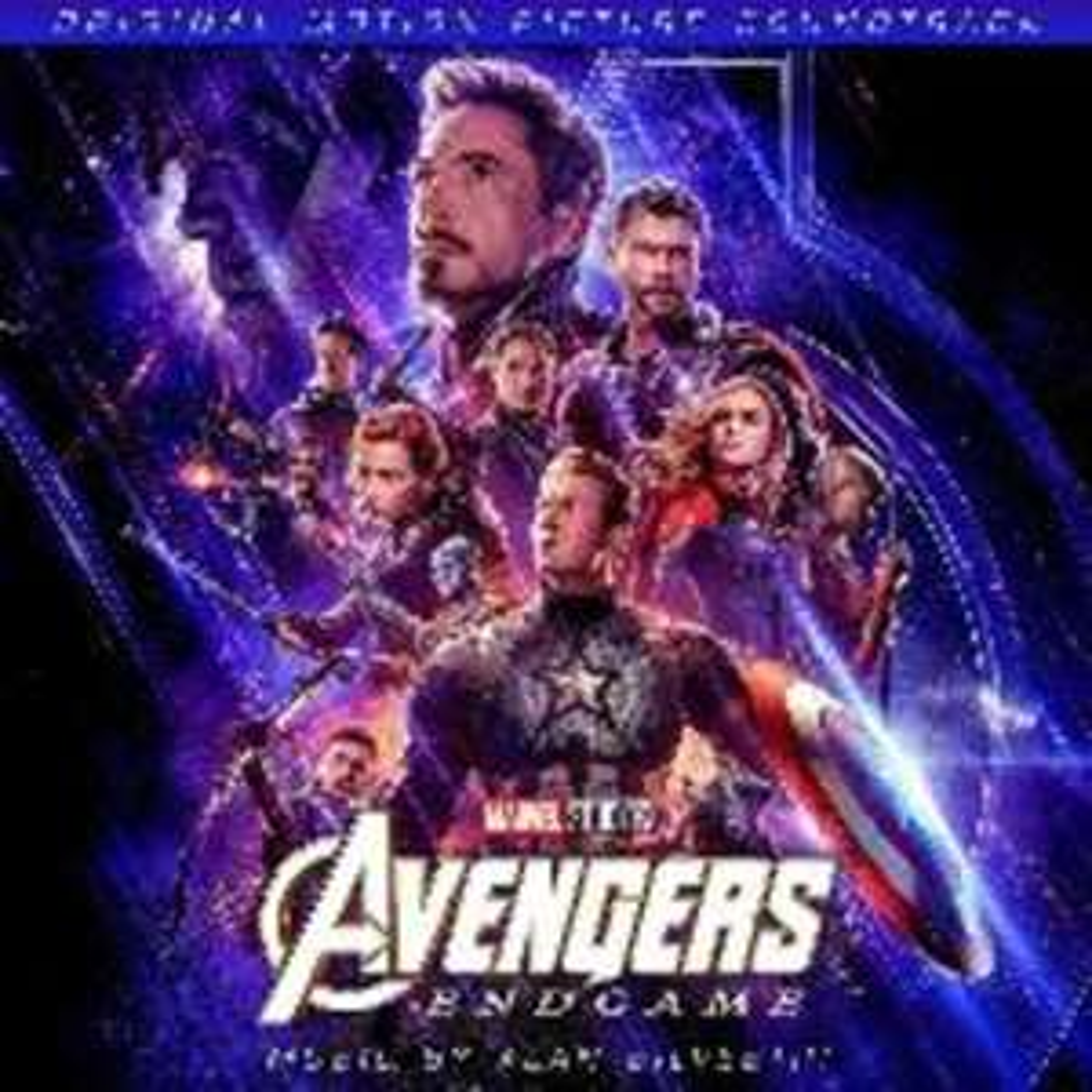 Avengers: Endgame Blu Ray