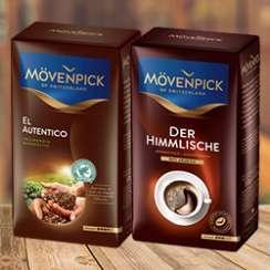 [ KARSTADT LEBENSMITTEL BUNDESWEIT ] 1 Packung Mövenpick Filterkaffee 500g für effektiv 2,99€ (Angebot+ Coupies)