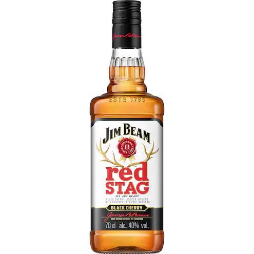 [LOKAL MÜNCHEN] BESTPREIS! Jim Beam Red Stag Whiskey bei bringmeister.de