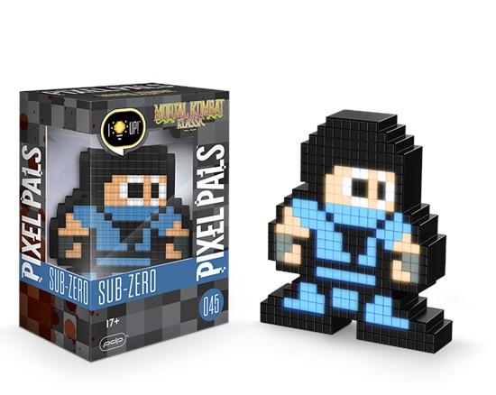 Pixel Pals - Mortal Kombat Sub-Zero & Overwatch - Tasse Zenyatta & Superman - Tasse Superdad & You Rock Dad für je 5€ (GameStop)