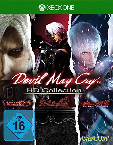 Devil May Cry: HD Collection (Xbox One) für 14,99€ (Amazon Prime & Xbox Store)