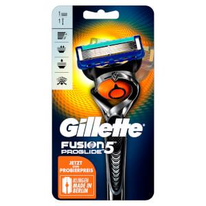 Gillette Fusion ProGlide und Gillette SkinGuard Sensitive zum Probierpreis direkt bei Gillette