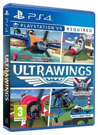 Ultra Wings VR (PS4) für 17,31€ inkl. Versand (Shopto)