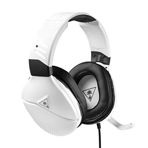 Turtle Beach Recon 200 Gaming-Kopfhörer (mit Verstärker für PS4 und Xbox One) weiß @Amazon