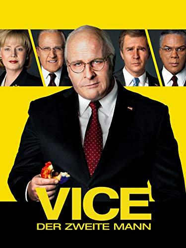 Vice - Der zweite Mann bei Amazon und iTunes in HD leihen