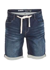 Riverso Herren Shorts, zB: Jeans Sweat Stretch Shorts FRED
