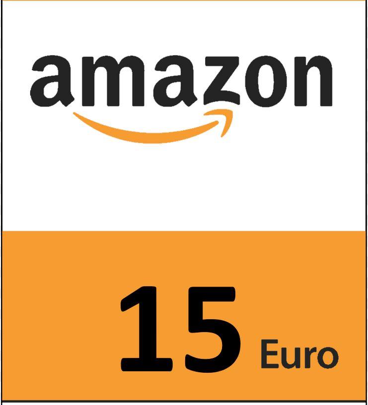Amazon.it - 15 Euro Gutschein für eintragung der SEPA Lastschrift als Zahlungsmittel (Ausgewählte Leute)
