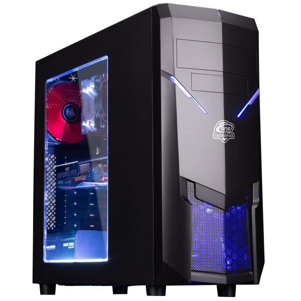 ONE Gaming PC mit Ryzen 5, 16 GB 3000 MHz RAM, 8 GB Radeon RX Vega 56 und 512 GB Intel NVMe