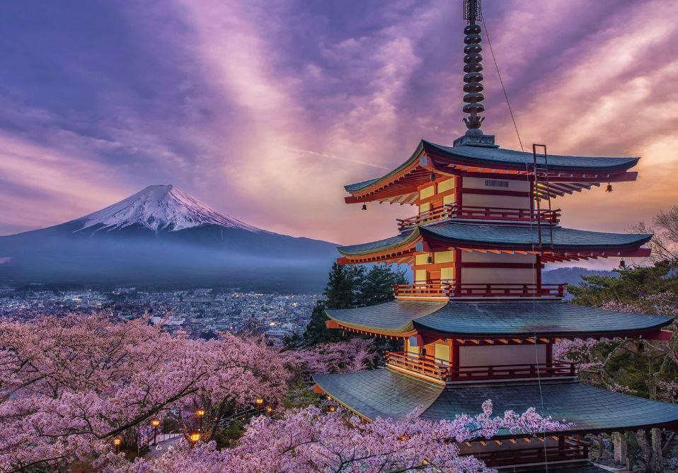 Flüge: Japan [Okt. - Dez] Hin und Zurück von Frankfurt nach Tokio und Osaka ab nur 404€ inkl. 2 x 23kg Gepäck