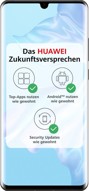 Huawei P30 Pro (schwarz) + o2 Free M Boost mit 20GB Datenvolumen bei Saturn für 34,99€ im Monat
