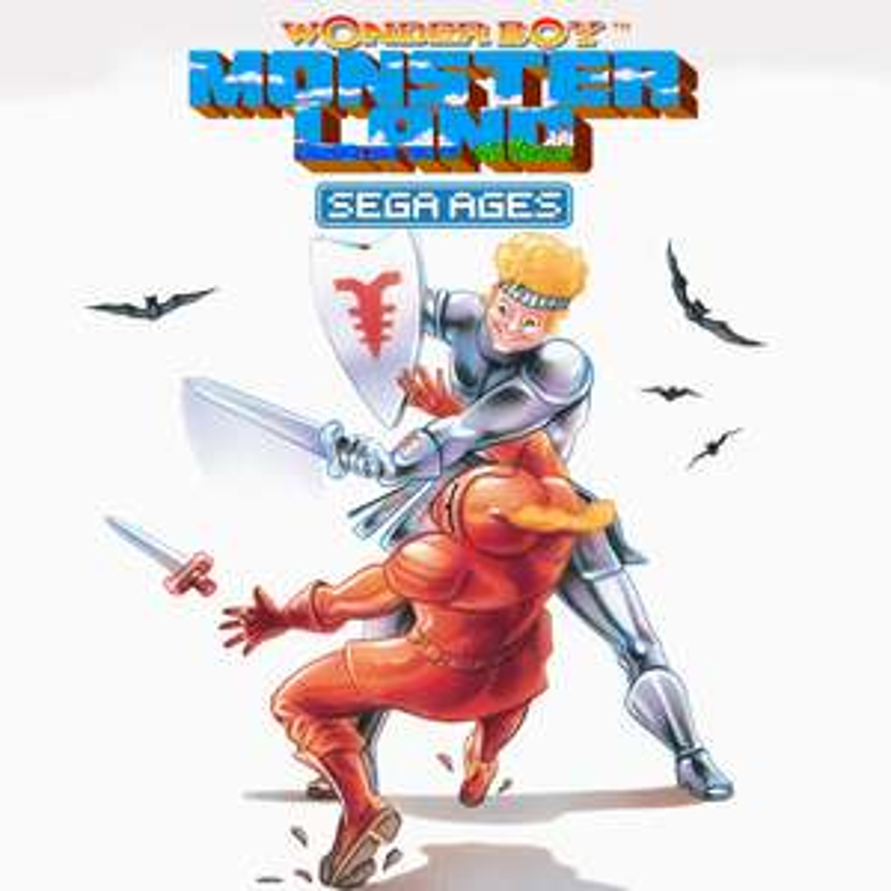 SEGA AGES Wonder Boy: Monster Land & SEGA AGES Gain Ground (Switch) für je 4,68€ oder für je 3,93€ ZAF (eShop)