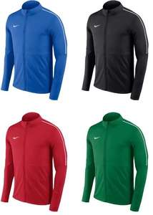 2 x Nike Jacke Park 18 Knit Track Jacket