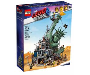 20 % Rabatt auf ausgewählte Lego-Sets bei Hamley's (UK) mit Versand nach Deutschland, bspw. Apokalypstadt! (70840) für 255 €