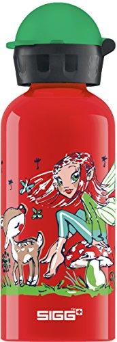 Amazon Prime -  SIGG Kinder Trinkflasche Fairy World 0,4 l (ohne Prime mit VSK für 8€)