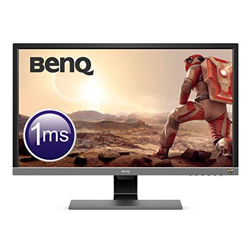 BenQ EL2870U 70,61 cm (28 Zoll) LED Gaming Monitor (HDMI, 4K UHD HDR Eye-Care, Free-Sync, B.I. Plus Sensor, 1ms Reaktionszeit) [Amazon]
