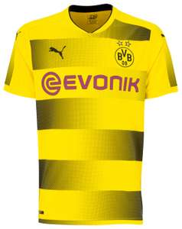 BVB Borussia Dortmund Bundesliga Heimtrikot Saison 2017/18 Herren Fußball Trikot in den Größen S , M, L, XL, XXL