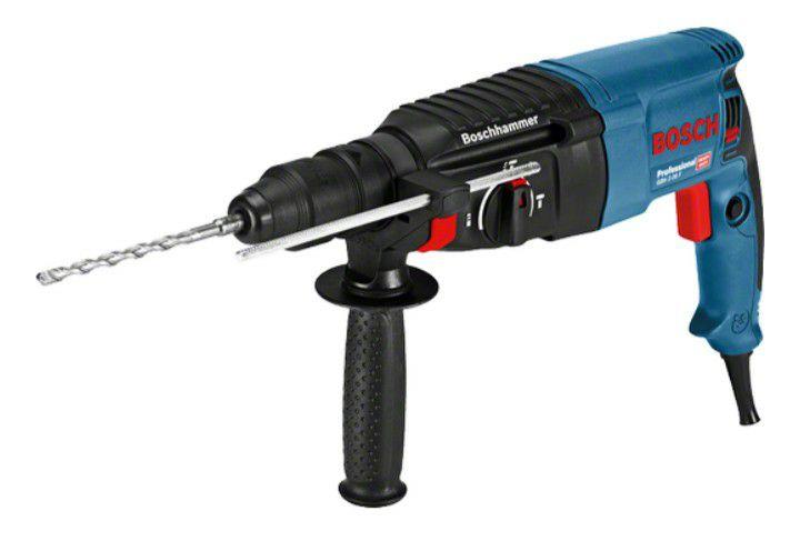 Bosch GBH 2-26 F Professional Bohrhammer (06112A4000), SDS-plus, 830 W, inkl. Handwerkerkoffer