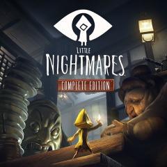 Little Nightmares: Complete Edition (Switch) für 14,99€ oder für 10,27€ Russland (eShop)