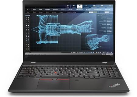 "Arbeitstier! Lenovo ThinkPad P52s 15,6"" i7-8550U 16GB 256SSD Nvidia Quadro P500 2GB 32Wh + 72Wh Akku Thunderbolt"